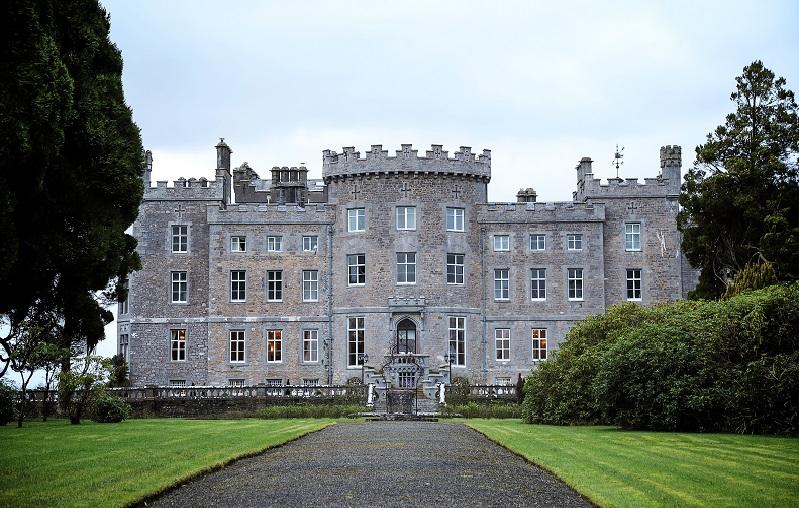 Makree Castle Sligo