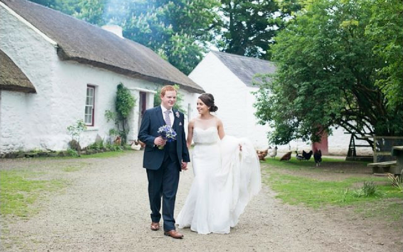 Quirky Irish Wedding Venue 3