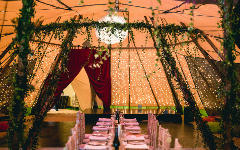 Quirky Irish Wedding Venue 4