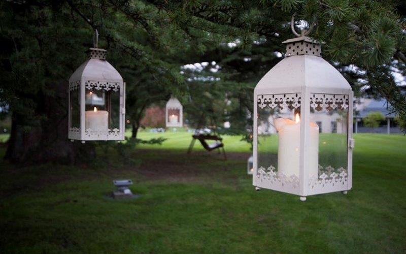 gardern lanterns