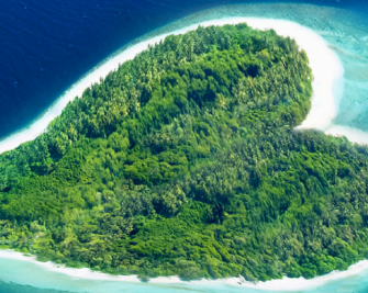 heart island honeymoon