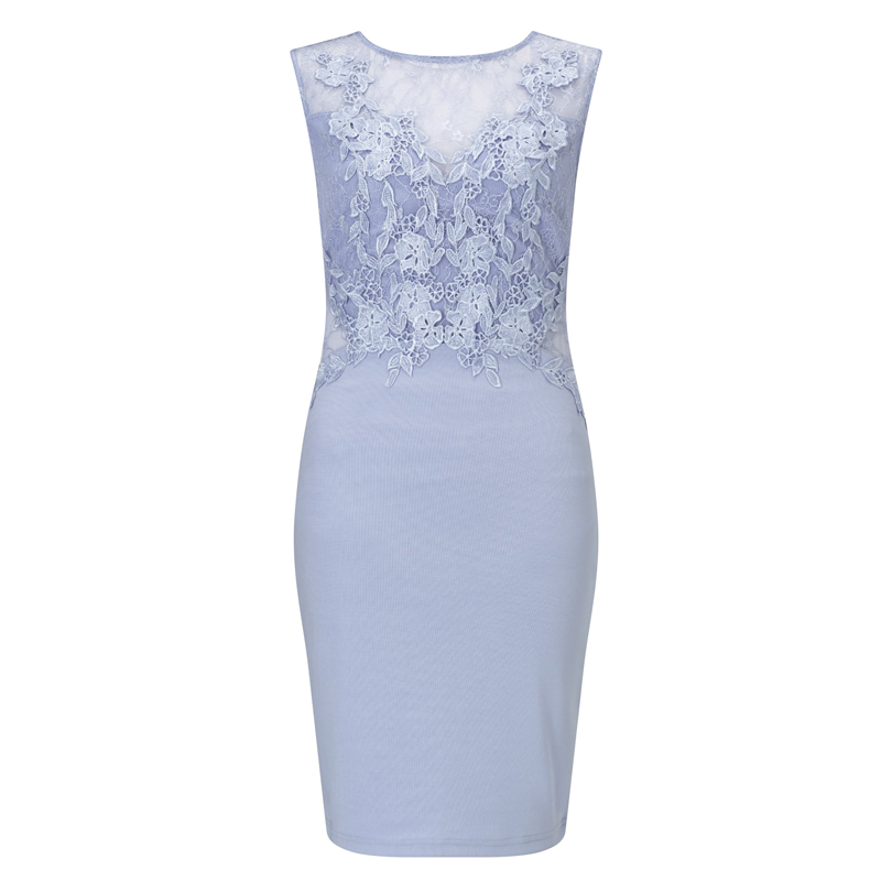 Lipsy Love Michelle Keegan Lace Appliqué Bodycon Dress, Lipsy