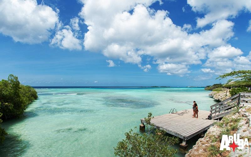 Aruba cove