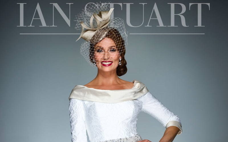 Ian Stuart mother of the bride