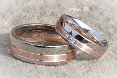 Wedding Rings & Bridal Jewellery