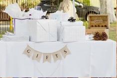 Wedding Gift List
