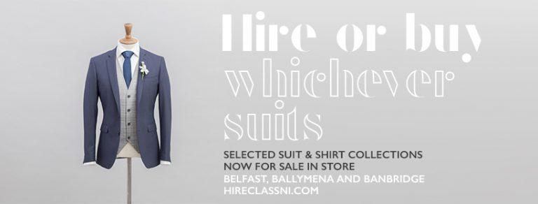 hire class menswear