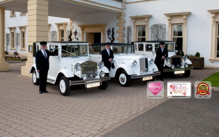 David Andrews Wedding Cars