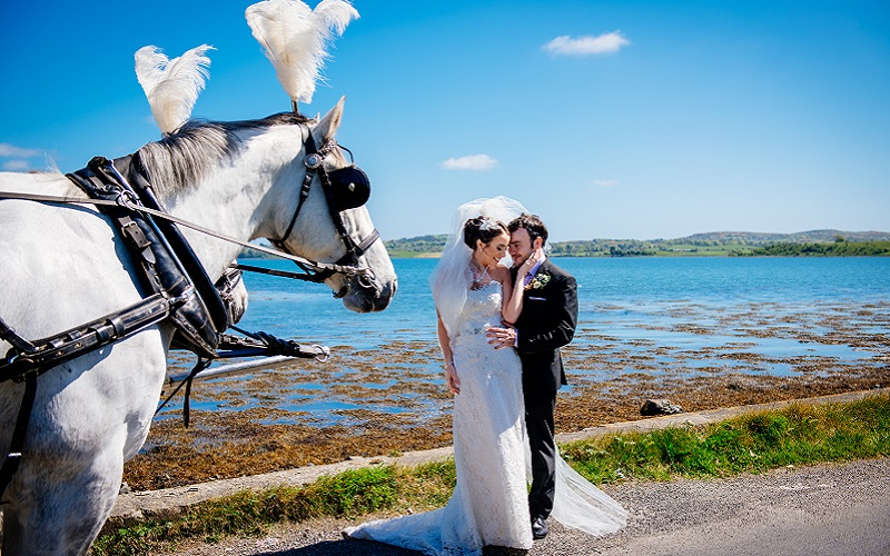 A Private Wedding On The Shores Of Strangford Lough