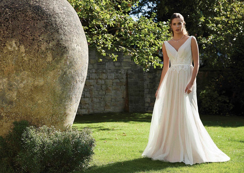 WIN Your Wedding Dress From Romantica