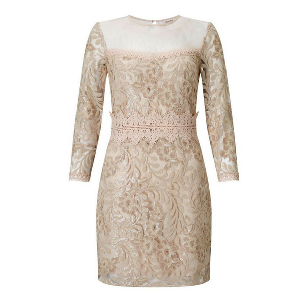 Premium Embellished Bodycon Dress, £99, Miss Selfridge
