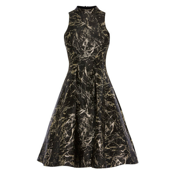 Venus Marble Jacquard Dress, £159, Coast