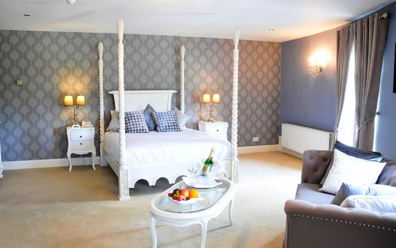 bridal suite at Treacy's Hotel Monaghan