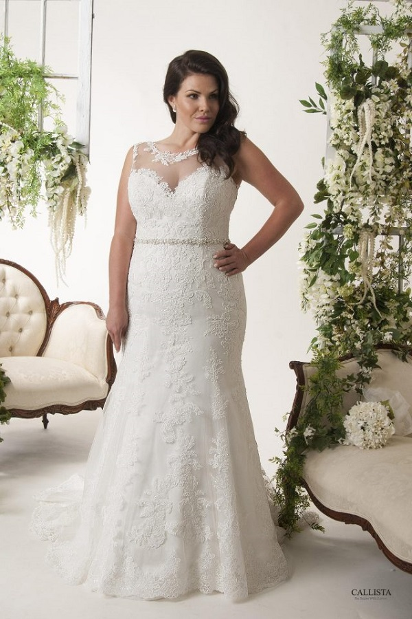 13c647941b3 Flattering Tips For The Plus Size Bride