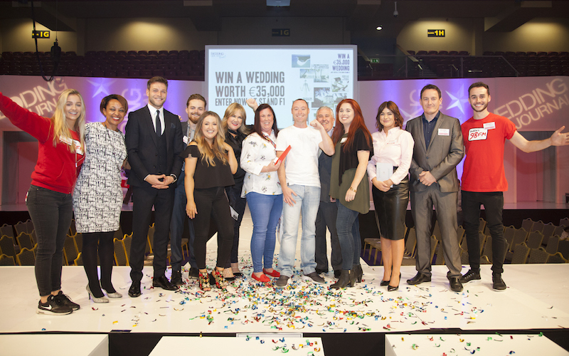 Win a €35,000 Wedding