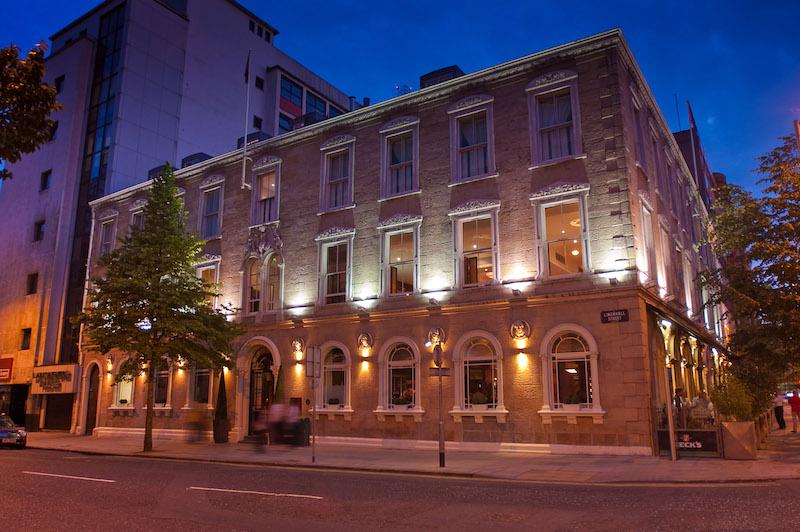 Ten Square Hotel Belfast exterior