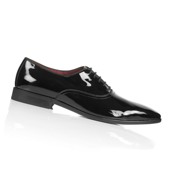 Neath Black Lace up Shoes, £69/€80, Kurt Geiger