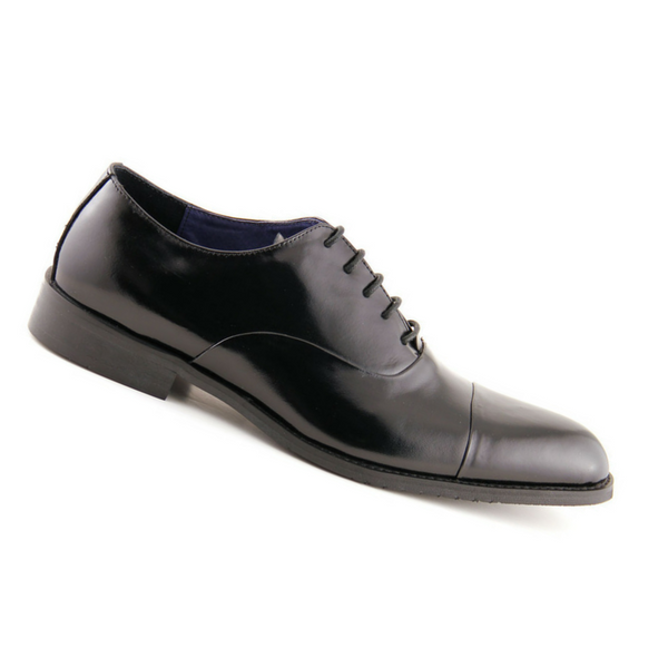 Black Leather Shoe, Douglas & Grahame