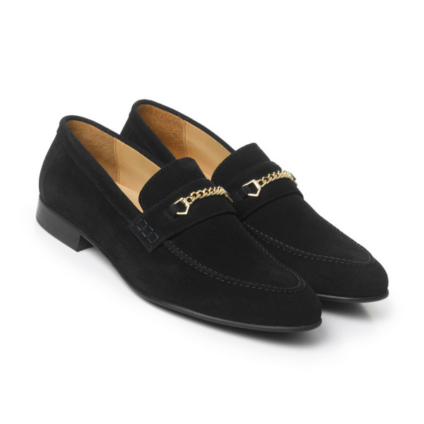 Navy Mayfair, £155/€240, Fairfax & Favor