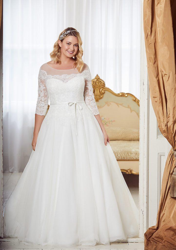 Curvy Bride Wedding Dress