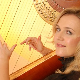 Rhian Hanson Harpist