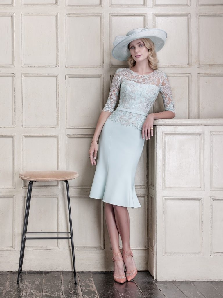 Mother of the Bride Summer Pastels