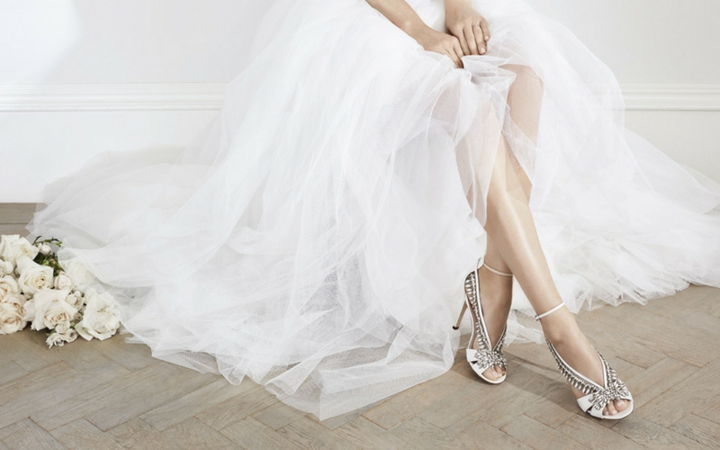 Brown Thomas Launches New Bridal Shoe Range