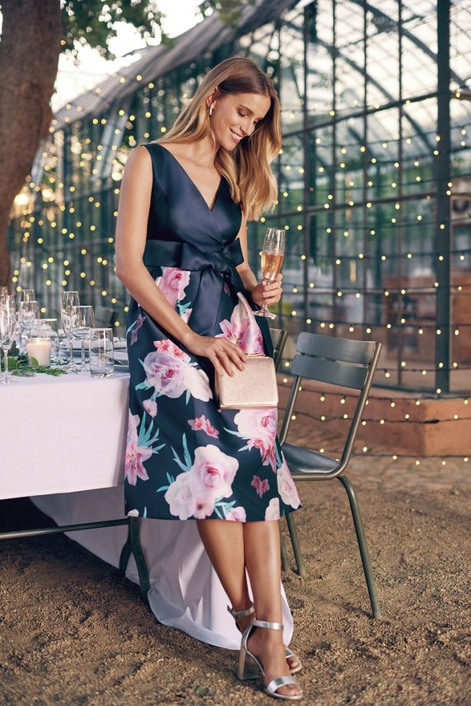 Mother of the Bride summer florals