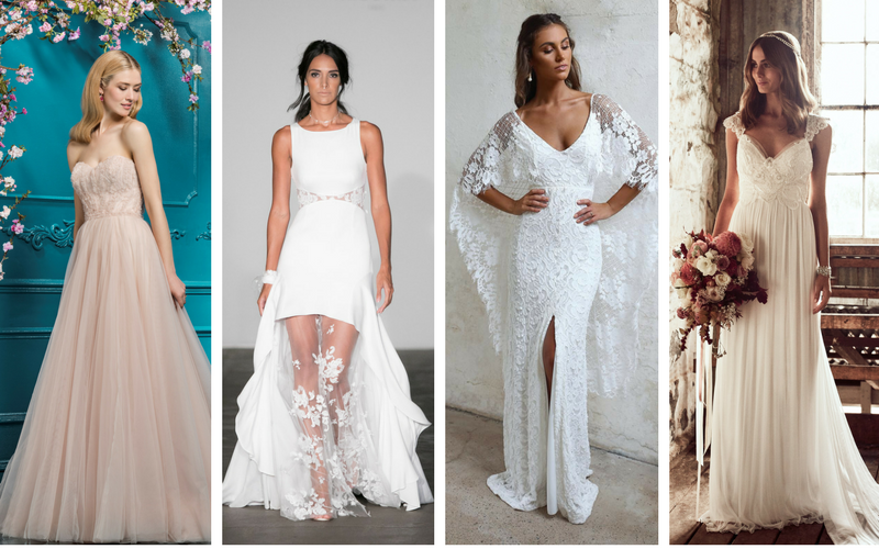 Your wedding style horoscope wedding journal what wedding dress you should wear based on your star sign junglespirit Image collections