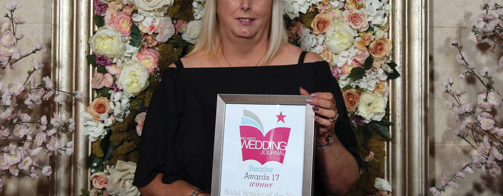 Wedding Journal Reader Awards 2017 - Bridal Retailer Award