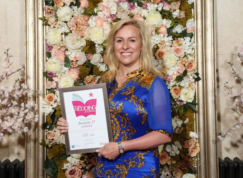 Wedding Journal Reader Awards 2017 - Irish Wedding Dress Designer Award
