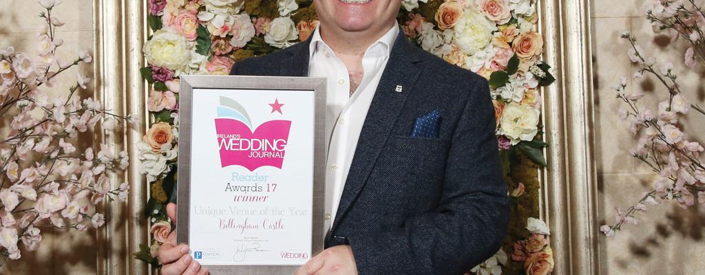 Wedding Journal Reader Awards 2017 - Unique Venue Award