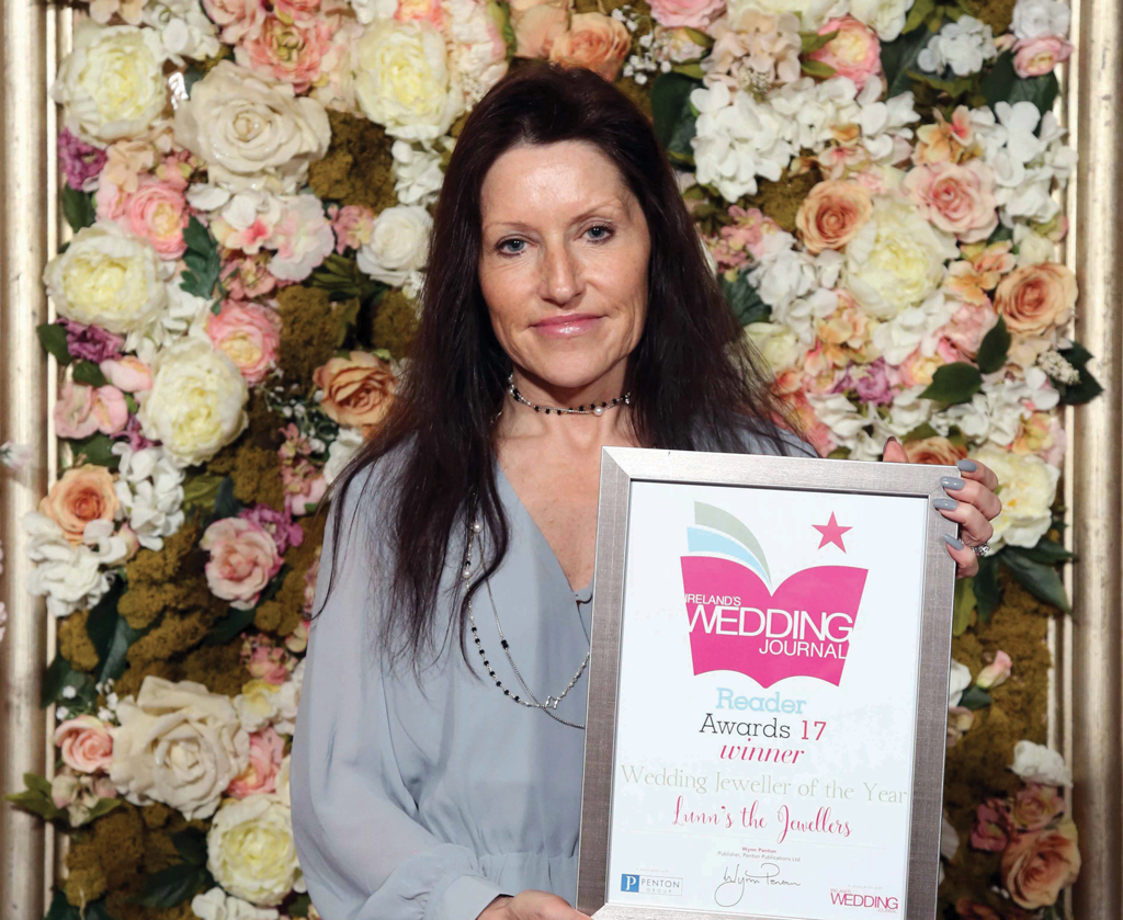 Wedding Journal Reader Awards 2017 - Wedding Jeweller Award