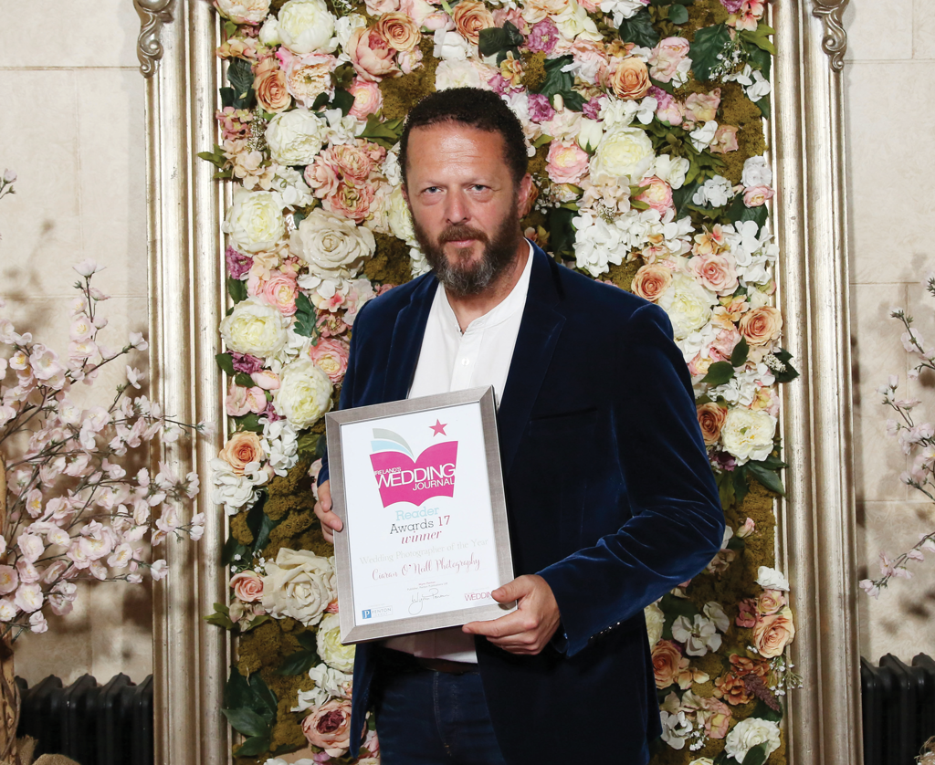 Wedding Journal Reader Awards 2017 - Wedding Photographer Award