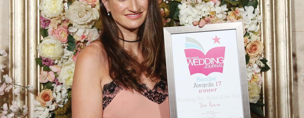 Wedding Journal Reader Awards 2017 - Wedding Hair Stylist Award