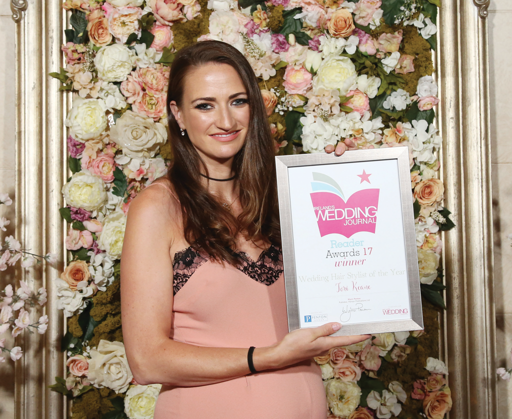 Wedding Journal Reader Awards 2017 - Wedding Hair Stylist Award