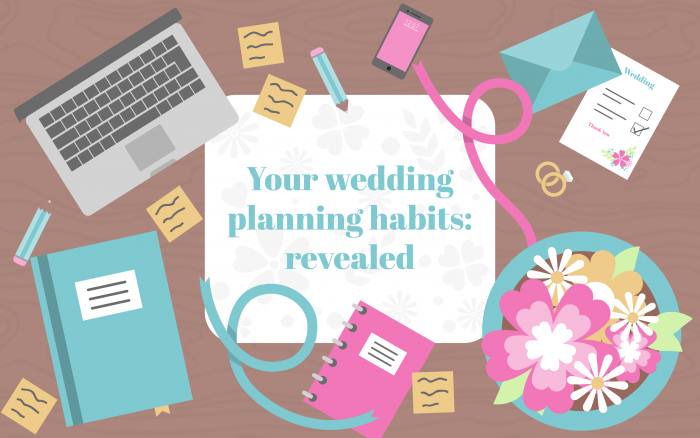 New Survey Reveals The Wedding Planning Habits Of Modern S