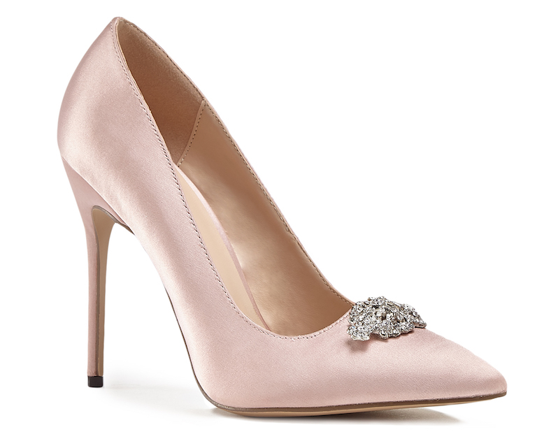 6979f333c32 In addition to this, they incorporate dyeable satins into their bridal shoes  so all of their customers have the choice of having their shoes dyed if  they ...