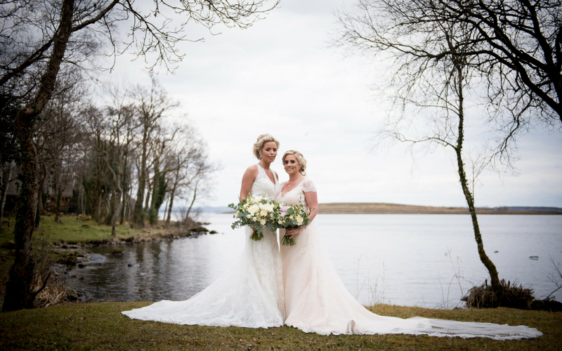 A Wedding Full of Love at Lusty Beg Island