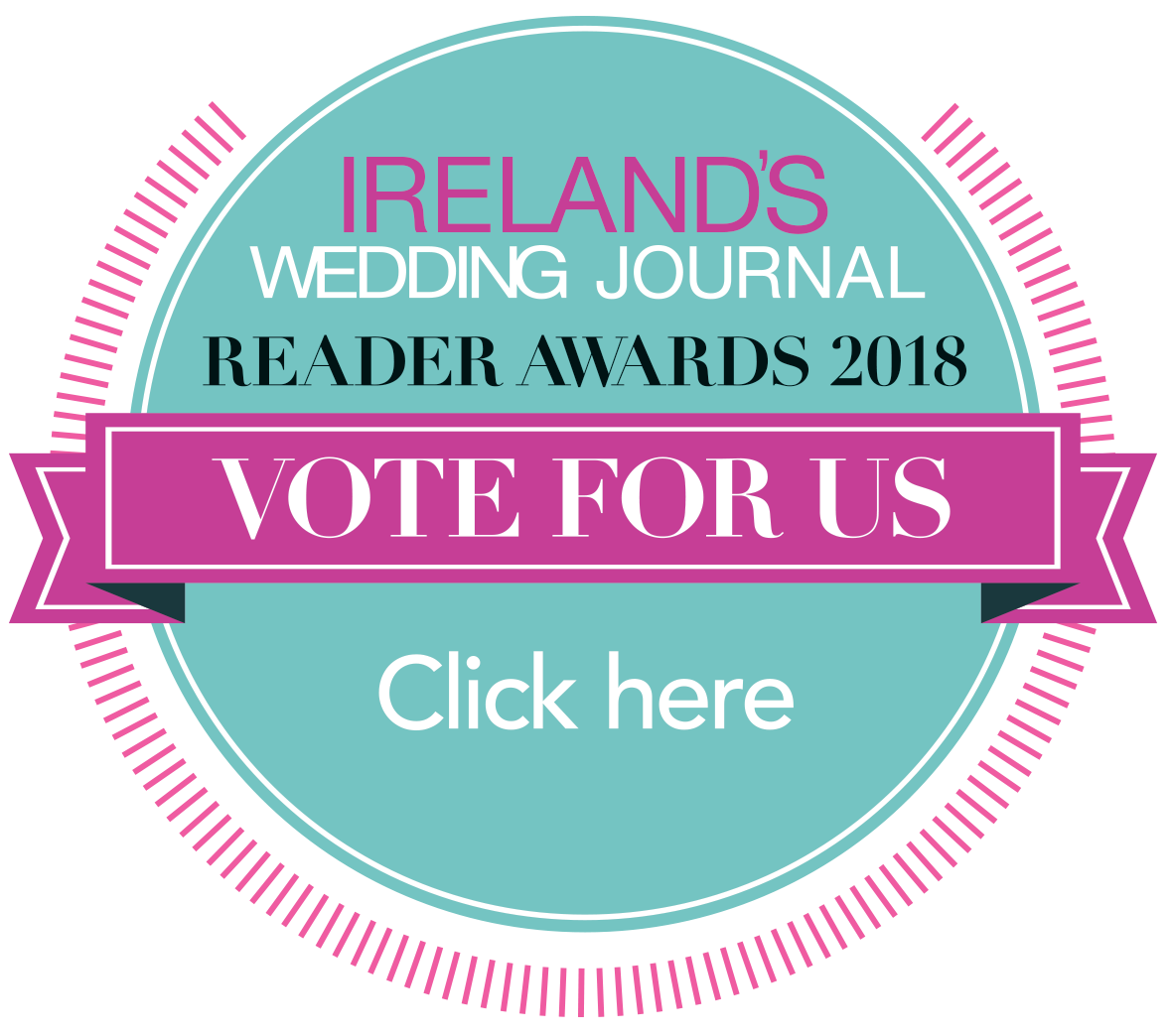 WeddingJournalOnline.com Reader Awards 2018