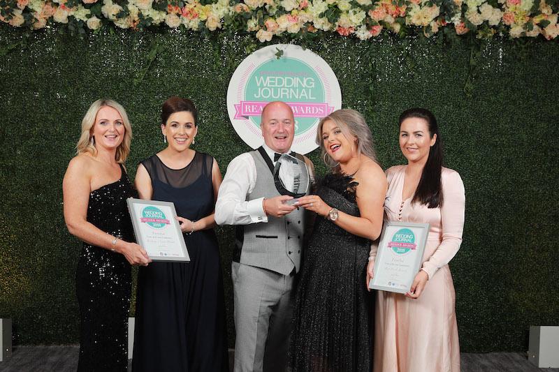 The Wedding Journal Reader Awards Winner & Finalists - Drenagh House Estate