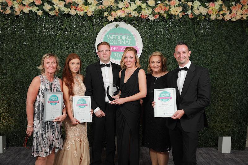 The Wedding Journal Reader Awards Winner & Finalists - Gemma's Cakes