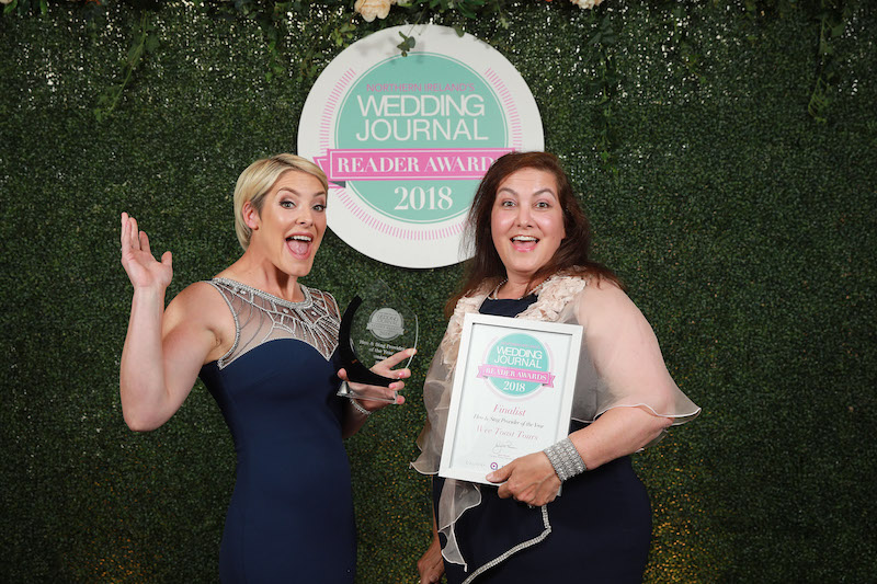 Wedding Journal Reader Awards 2018 Winners & Finalists - Polercise