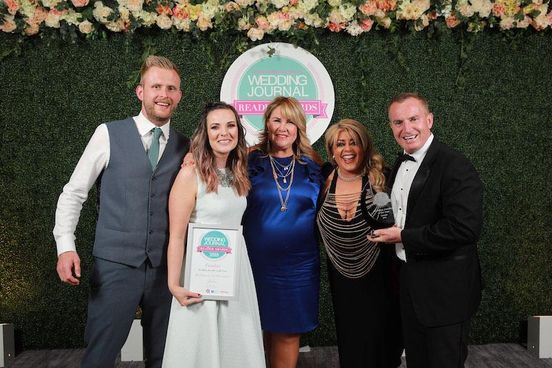 Wedding Journal Reader Awards 2018 Winners & Finalists - Murray & Co Jewellers