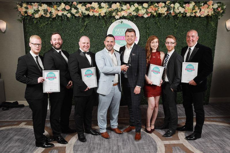 Wedding Journal Reader Awards 2018 Winners & Finalists