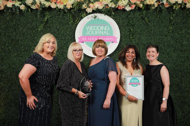 Wedding Journal Reader Awards 2018 Winners & Finalists - Perfect Night