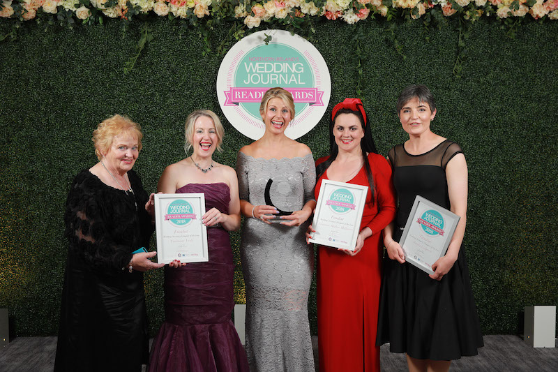 Wedding Journal Reader Awards 2018 Winners & Finalists - Deborah K design