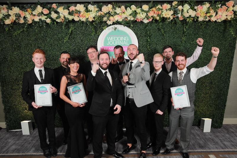 Wedding Journal Reader Awards 2018 Winners & Finalists - The Manouche Boys