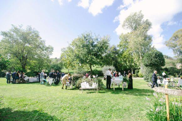 Casale Doria Pamphilj Garden