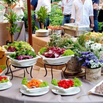 Casale Doria Pamphilj Food